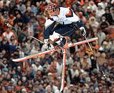 Jonny Moseley air
